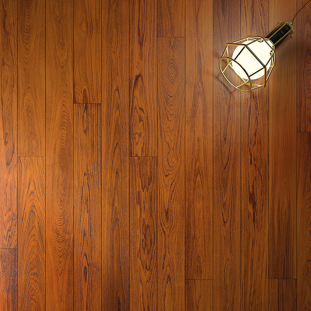 Parquet in rovere brandy